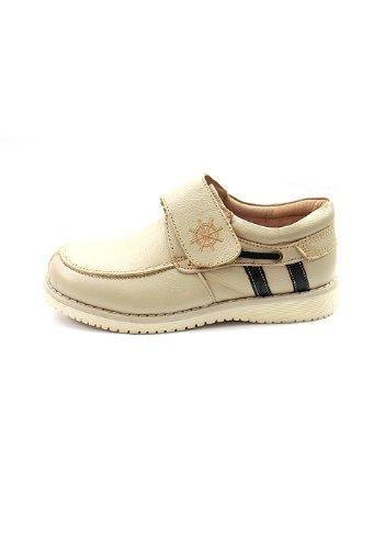 Colores - Mocasines para niño, color Beige, talla 12.5 UK: Amazon.es: Zapatos y complementos