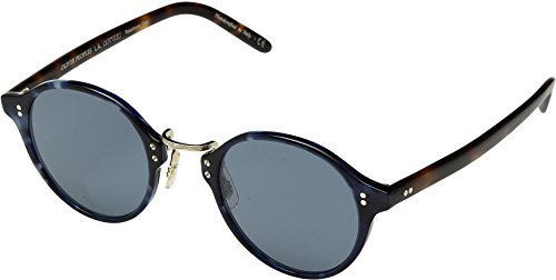 Oliver Peoples Eyewear Women's OP-1955 Photochromic Sunglasses, Cobalt Tortoise/Indigo, One - Shopbop Sunglasses