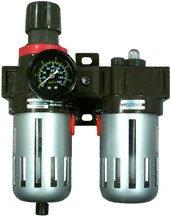 AP2616 - CRL Air Filter Regulator and Lubricator With Gauge ()