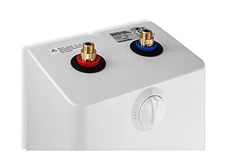Kaldewei 805 eléctrico calentador 5 litros: Amazon.es: Bricolaje y herramientas