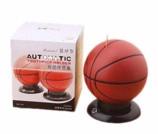 Palillero Diseño Muñeco Estar Baloncesto: Amazon.es: Hogar