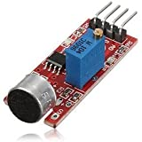 Balance World @ Microphone Sensor AVR PIC High Sensitivity Sound Detection Module For Arduino
