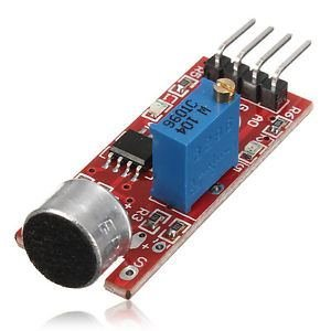 Balance World @ Microphone Sensor AVR PIC High Sensitivity Sound Detection Module For Arduino