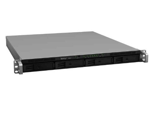 Synology RackStation 4-Bay Diskless Network Attached Storage (RS814)