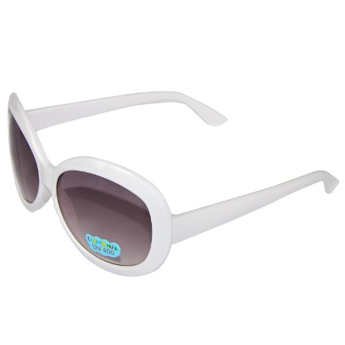 White Kids Sunglasses - 6