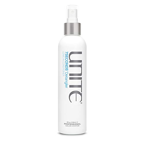 Unite 7 Seconds Condition LeaveIn Detangler 8oz (Best Products To Get Beach Wavy Hair)
