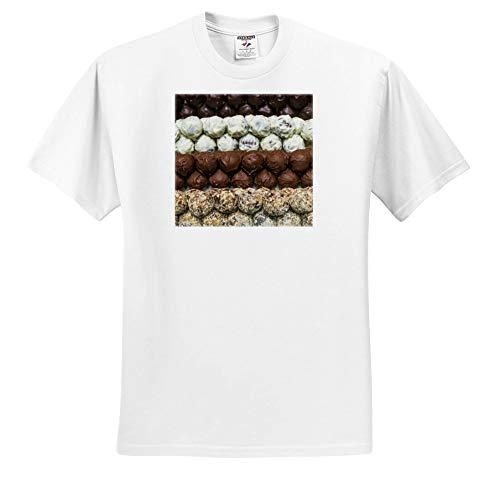 16 Belgian Chocolate - 3dRose Danita Delimont - Candy - Belgium, Bruges. Belgian Chocolates. - Youth T-Shirt Large(14-16) (ts_313067_14)
