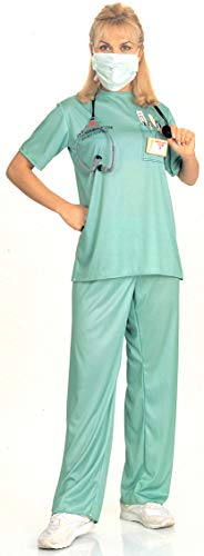 Rubie's Costume Co Adult Emergency Room Female Doctor -