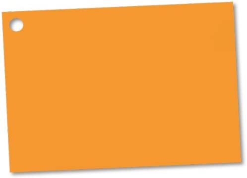 Orange Theme Gift Cards3-3/4x2-3/4 inch (30 unit, 6 pack per unit.)