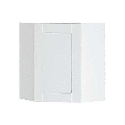 e Shaker Style 24x24x30 Corner Wall Cab. (Shaker Corner Cabinet)