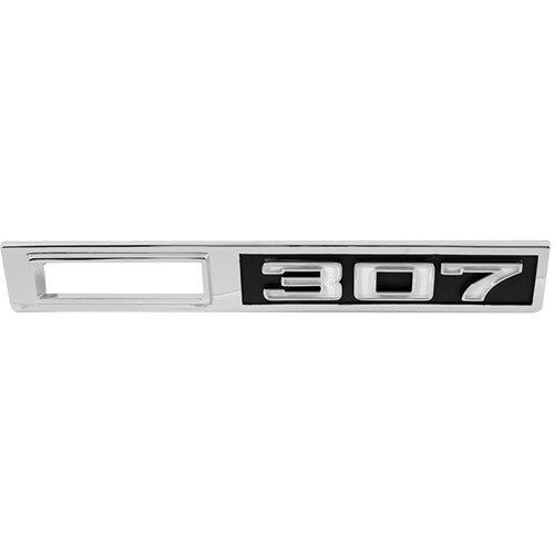 """Trim Parts 4606 1969 Chevelle Front Marker Light Bezel, """"307"""""""