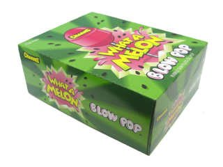 Blow Pops - What-A-Melon, 48 count box