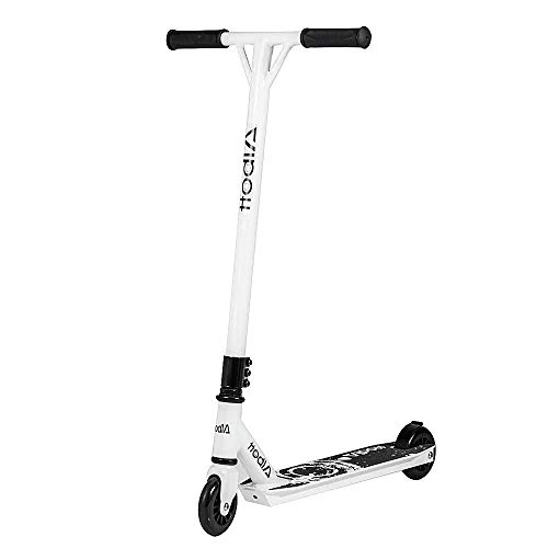 Albott Pro Scooters Stunt Scooter - Complete Trick Scooters Beginner Freestyle Sports Kick Scooter with Fixed Bar Scooter for Kids 8 Years and Up,Boys,Teens,Adults (Best Brand Of Trick Scooters)