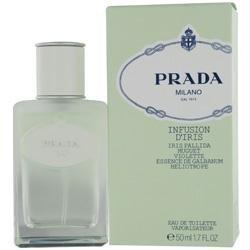 Infusion Milano Prada (Prada Milano Infusion D'iris By Prada For Women - 1.7 Oz Edt Spray)