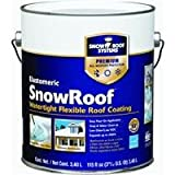 roof seal paint - KST COATINGS  KST000SRB-16    Reflective Roof Coating 1-Gallon