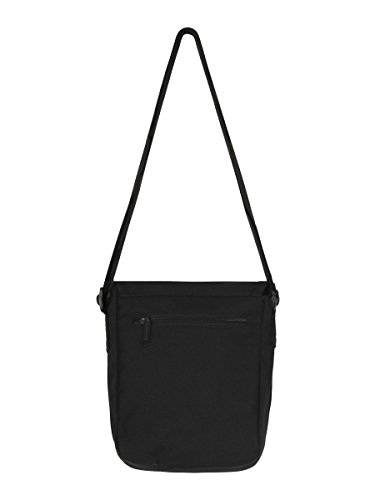 Pappagallo Psico-pinguino Mini-messenger-bag 19 X 25 Cm Schwarz