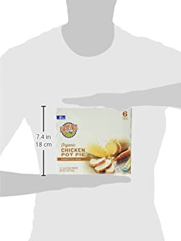 Earth's Best Organic Stage 3 Baby Food, Chicken Pot Pie Dinner, Non Gmo Ingredients, 4 Grams Of Protein, 3.5 Oz Resealable Pouch (Pack Of 6) 4