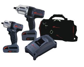 Rand Tool Ingersoll Co (Ingersoll Rand IQV20-201 Impact Wrench Combo)