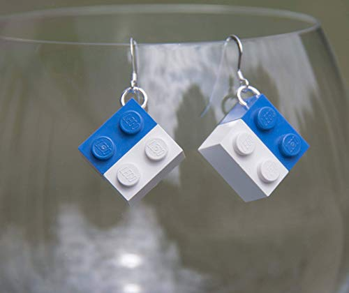 University of Kentucky Earrings UK Wildcat Jewelry STERLING SILVER Hooks for Kentucky Football Tailgating
