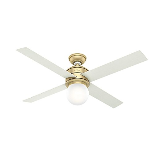 gold ceiling fan - 1