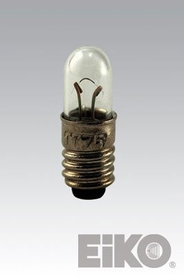 **10 PACK** Eiko - 342 Miniature Light Bulbs ()