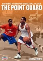 Championship Productions Becoming A Champion Basketball Player: The Point Guard DVD by Championship Productions, Inc.