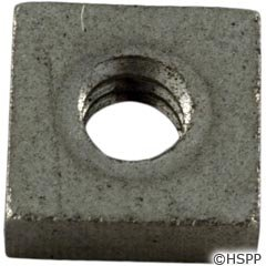 Pentair 354542 10-24 Stainless Steel Nut Replacement Sta-Rite Dynamo Aboveground Swimming Pool Pump