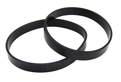 Black+Decker #12675000002729 Airswivel Ultra Light Weight Vacuum Belts 2 Pack (Black And Decker Air Swivel Replacement Belt)