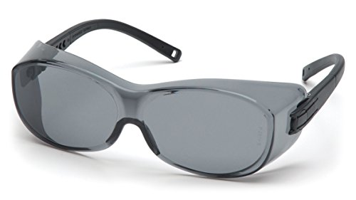 Pyramex Ots Safety Eyewear, Gray Lens With Black - Usa Online Prescriptions