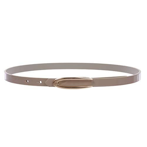 ther Fashion Belt, taupe(patent) | S - 30