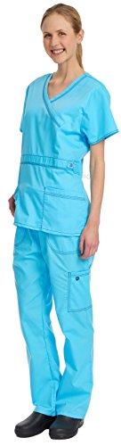Denice Scrubs Medical Uniform Utility