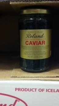 (Roland: Black Lumpfish Caviar (3 Pack) )