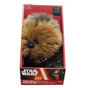 Disney - Disney - Star Wars Peluche que habla Chewbacca