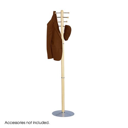 SAF4193CY - Safco Wood Costumer