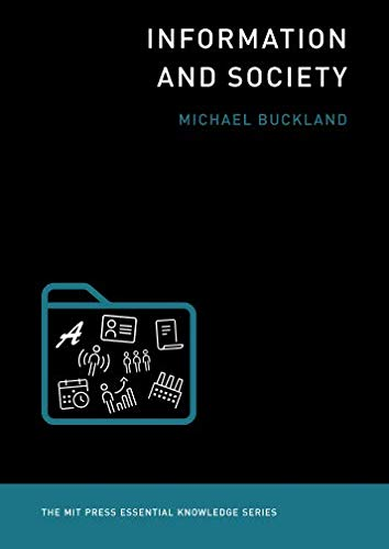 Pdf Social Sciences Information and Society (The MIT Press Essential Knowledge Series)