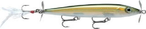 Rapala x-rap Prop 11 Fishing Lure, 4.375-inch, Gold Olive by Rapala