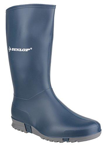 Sport Size Blue 41 Dunlop K254711 Wellington 10a66q