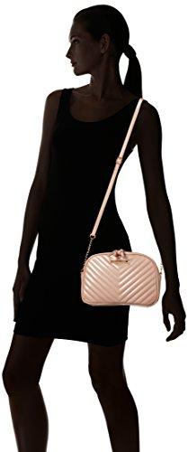 24x17x5 H bolsos Patent de Black Dorothy Shoppers Mujer L cm 5 W hombro Camera x Perkins y qZwqvF4x