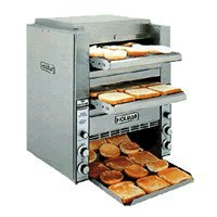Star Manufacturing High Volume Double Conveyor Toaster