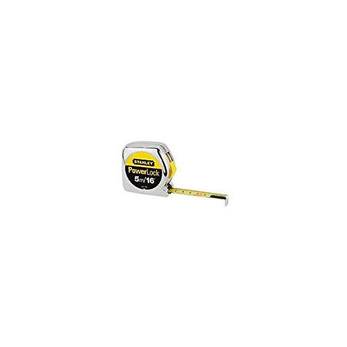 Powerlock 33-158 Measuring Tape Pack of 6 by Stanley Tools