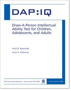 Amazon com : DAP:IQ: Draw-A-Person Intellectual Ability Test