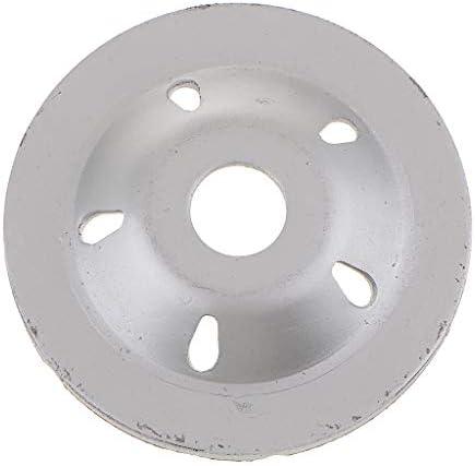 Almencla 研削カップホイール ダイヤモンドカップサンダー 石材加工 ディスクグラインダー 高効率 - 80銀