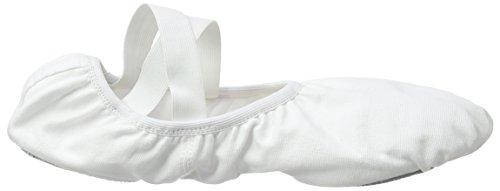 Cinturino White Bianco So Caviglia Donna Sd16 Danca Ballerine alla con wAHfAOx