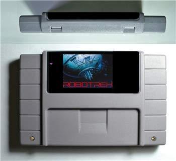 BrotheWiz 16 Bit 46 Game Card Game Cartridge For USA Version Game Player - Robotrek