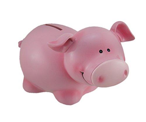 Pink Pig Design Piggy Bank ()