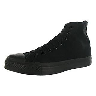 Converse Hi Top Black Mono 4