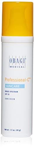 Obagi Professional-C Suncare Broad Spectrum SPF 30 Sunscreen, 1.7 oz