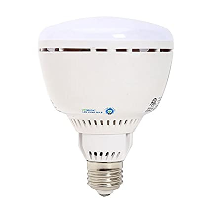 65 Watt Replacement, Dimmable, BR30, LED Flood