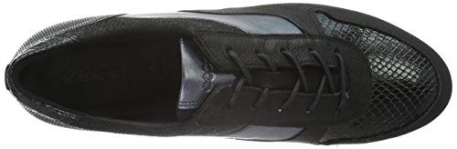 Black Black Black56119 Touch Low ECCO Top Black Black Sneakers Women's fP0awYq