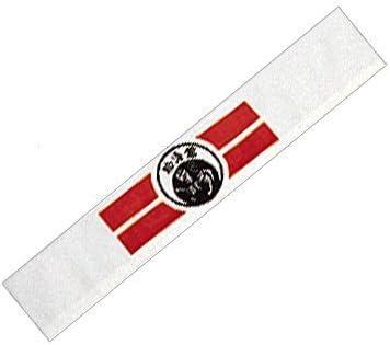 Shotokan Karate White Headband